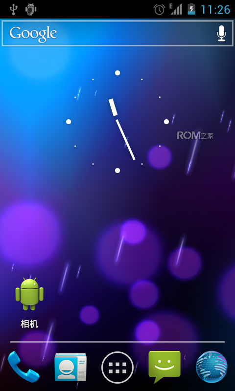 Android 4.0 ICS_CM9 Build5 For Captivate i897截图