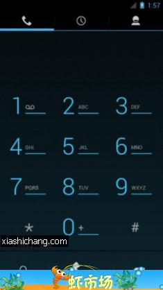 华为 U8150 安卓 4.0.3 beta3 预览版截图