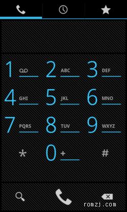 U8800PRO-ICS-DEMO基于荣耀4.0的DEMO版本截图
