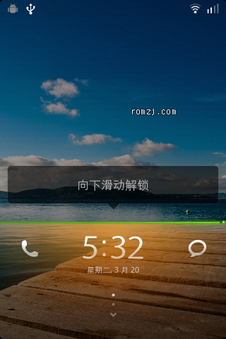 [3月26更新第二版]华为C8650真正的MIUI诞生 拒绝一切高仿 基于原生的MIUI2.3.7移截图