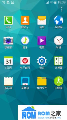 三星Galaxy S5(N9008V)刷机包 基于最新官方4.4.2系统制作 超级自定义 稳定流畅截图