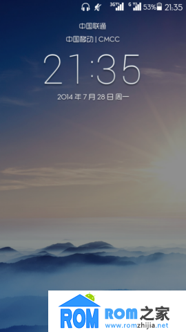 华为G525刷机包 联通版 EMUI2.3 不一样的感觉 省电流畅 震撼发布截图
