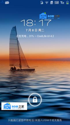 酷派8198t刷机包 基于官方最新 完整ROOT权限 纯净稳定版截图