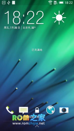 HTC One E8 刷机包 移动版 m8st v1.0 4.4.2 sense6.0 多项优化 稳定流畅截图