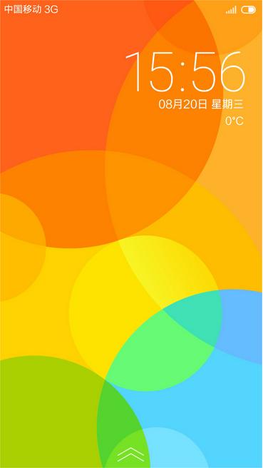 小米3刷机包 移动TD版 4.10.10 (MIUI6)开发版 轻装再出发截图