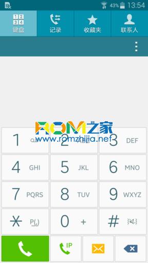 三星 Note4 (N9108V) 刷机包 基于国行ZCU1ANIG 4.4.4 精简优化 稳定流畅V1.0截图