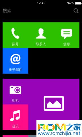 Nokia X 刷机包 基于官方最新 1.2.4.2 流畅优化版本 长期使用截图