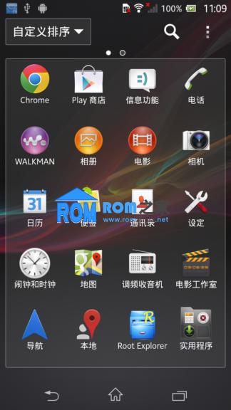 索尼LT28i刷机包 基于官方最新ROM 完整ROOT权限 纯净稳定 长期使用截图