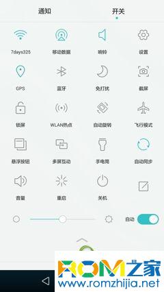 华为P6电信版刷机包 基于官方B706 屏幕助手 实用流畅 推荐使用截图