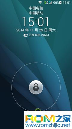 华为B199刷机包 官方B807 EMUI3.0主题 透明状态栏 单卡单显 简约风格 稳定流畅截图