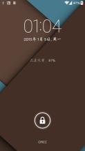 小米3移动版刷机包 原生安卓4.4.4 稳定版 完美ROOT权限 5.0元素 完美使用