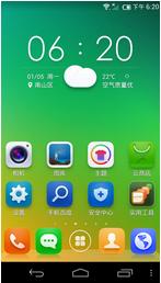 [百度云OS]华为P6联通版刷机包 百度云OS公测版64期 流量助手功能优化 准确又全面