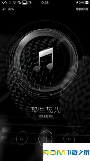 索尼Lt26ii刷机包 基于官方4.1.2 SONY最强美化 适度精简 未妨惆怅是清狂截图