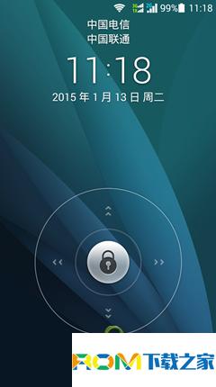 华为荣耀3C刷机包 电信版 性能优化 来电闪光 护目功能 屏幕助手 流畅省电稳定截图