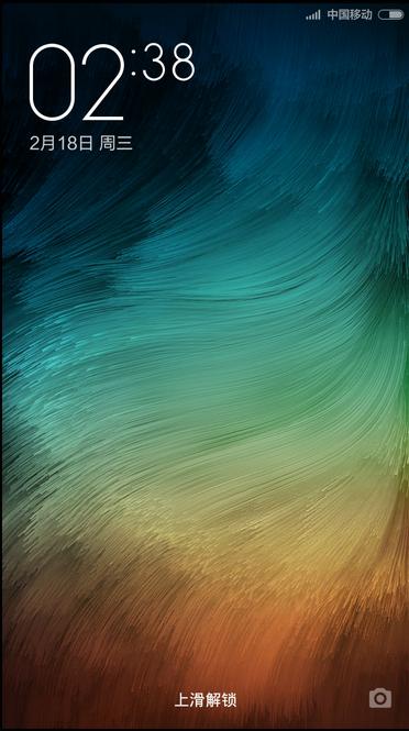 小米4刷机包 MIUI6开发版5.3.2 时间显秒 DIY系统特效 主题风格 稳定流畅截图