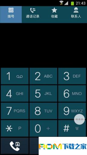 中兴Q705u刷机包 深度移植三星Galaxy S5 完整ROOT 双卡双待 极致体验截图