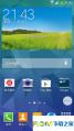 中兴Q705u刷机包 深度移植三星Galaxy S5 完整ROOT 双卡双待 极致体验