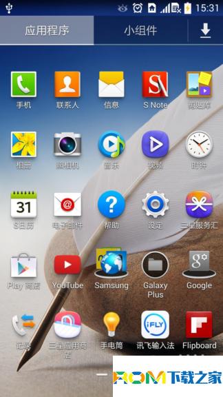 三星Galaxy Note 3(N9002)刷机包 基于官方4.4.2 完整ROOT权限 极度省电 稳定流畅截图