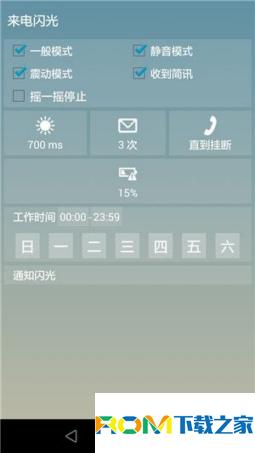 华为P6移动版刷机包 基于官方B708 EMUI3.0 全新高级设置 流畅 稳定 省电 官改精品截图