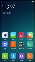 红米Note(4G双卡版)刷机包 MIUI6 5.4.10 主题破解 蝰蛇音效 5.0切换动画 双击睡眠