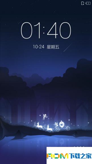小米红米Note刷机包 IUNI OS for 红米 Note 4G双卡版 公测版 生来纯净 不忘初心截图