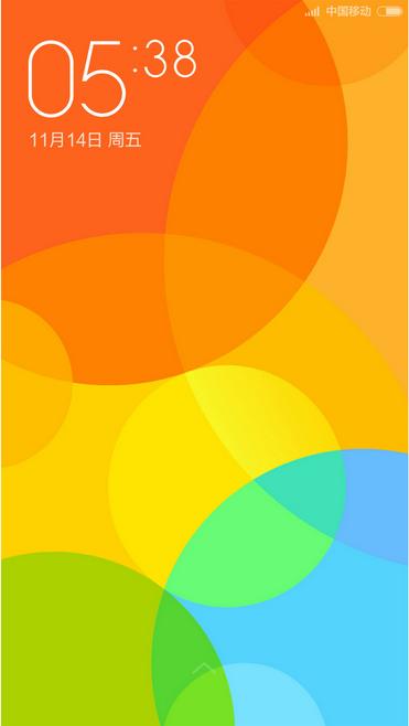 小米红米1S刷机包 移动版 MIUI6 5.4.17开发版 新增网络助手 优化美化 省电稳定截图