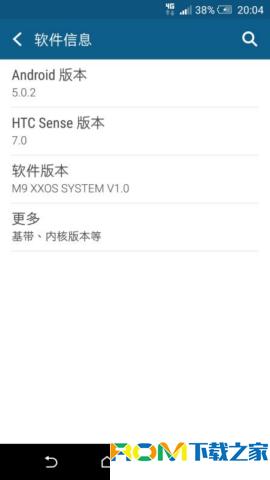 HTC One M9 刷机包 国际/联通版 安卓5.0.2+Sense7.0 完美ROOT 稳定流畅 极致体验 全网首发截图