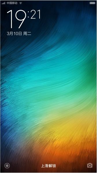 小米3刷机包 移动版 MIUI6开发版5.5.4 IOS状态栏 功能简化 流畅模式 闪光通知 省电稳定截图