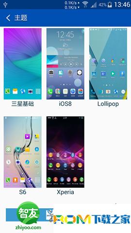 三星i9300刷机包 基于官方系统编译本地化 Android4.4.4 最新S6+NOTE4特性 快速省电 完美使用截图
