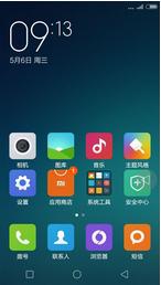 华为Ascend G7刷机包 移动4G版 全局MIUI V6风格 主题破解 屏幕助手 日常使用正常