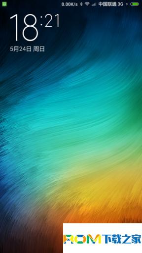 华为P6联通版刷机包 MIUI6 5.5.25开发版 采用MIUI Patchrom开源项目插桩适配 修复数据网络截图