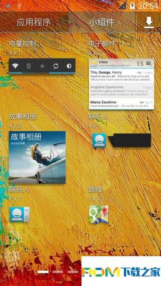 三星Galaxy Note3(N9008V)刷机包 基于官方最新ROM 完美ROOT 原版基带 完整官方纯净版截图