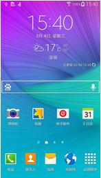 三星Galaxy Note4(N9100)刷机包 基于官方ZCU1ANL1 完整ROOT权限 纯净稳定版