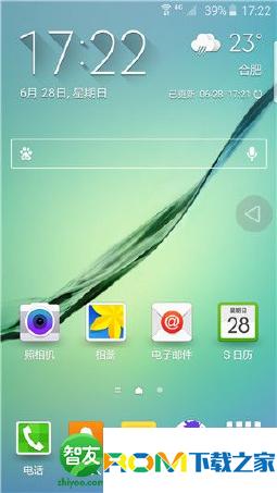 三星Galaxy S6 Edge(G9250)刷机包 基于官方ZCU1AOE8 官方5.0.2 完美ROOT 流畅稳定V1.5截图