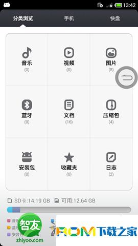 HTC G14/G18 刷机包 小米ROM MIUI V5 个人开发版 兼容性好 顺滑省电 亲测无BUG截图