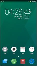 华为荣耀畅玩4(G620S-UL00)刷机包 基于官方B360 状态栏网速 单卡单显 优化美化 持久耐用