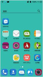 中兴青漾2S(G718C)刷机包 官方Mifavor UI V3.1.1 Android 4.4 完整包 原汁原味