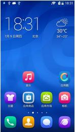 华为荣耀3C畅玩刷机包 联通版 4.2原生风格 极限精简 大运存 清新风格 华丽流畅