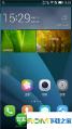 华为P6联通版刷机包 基于官方B708 Android4.4 高级设置 运营商显示 状态栏网速 极致流畅