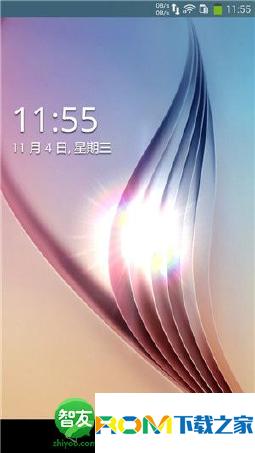 华为P6移动版刷机包 基于官方B708 EMUI3.0 三星Galaxy S6美化版v1.2 优化流畅截图