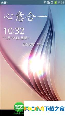 华为Mate 7移动版刷机包 基于官方B354 EMUI3.1 完美ROOT 三星Galaxy S6美化版V1.0截图