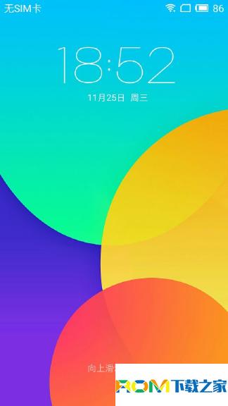 HTC One M7 国际版 刷机包 Flyme OS 4.5.4.2R 震撼来袭 美观流畅截图