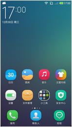 中兴U930刷机包 基于MIUI V5制作 MIUI6元素 蓝色梦想 简约时尚 动感十足