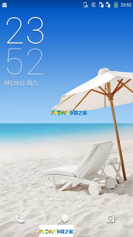 酷派锋尚2(Y82-520/电信4G)刷机包 基于官方 唯美风格 丝质顺滑 清新简约 流畅稳定截图