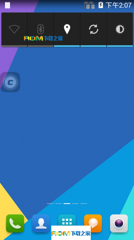 酷派5316刷机包 电信4G版 基于官方最新ROM 优化网络 稳定运行 安全流畅截图