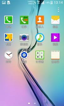 三星G3608刷机包 基于官方ZMU1AOA4 全局S6风格 双排网速 高级设置 稳定流畅截图