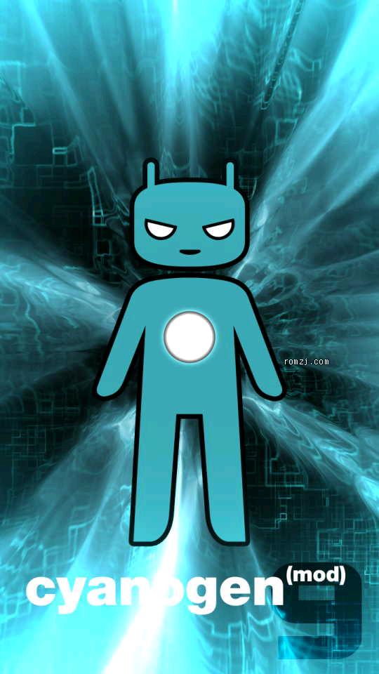 [Stable 9.0.0 2012.08.12] Cyanogen团队针对LG MyTouch(E739)定制截图