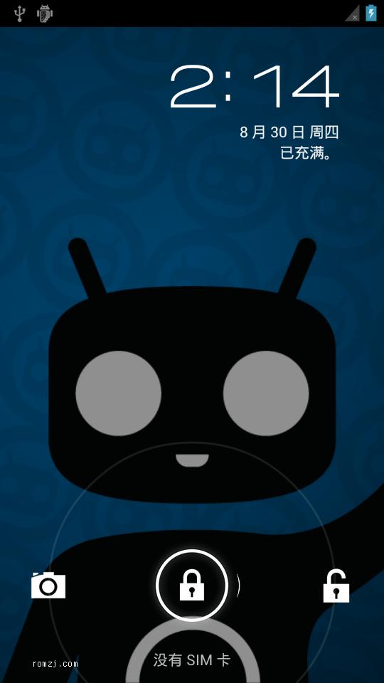 [Stable 9.0.0 2012.08.10] Cyanogen团队针对LG Optimus S截图