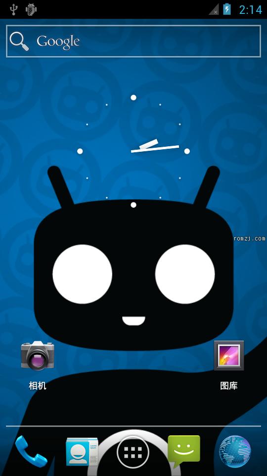[9.0.0 RC2] Cyanogen团队针对索爱 Xperia Play(GSM)定制ROM截图