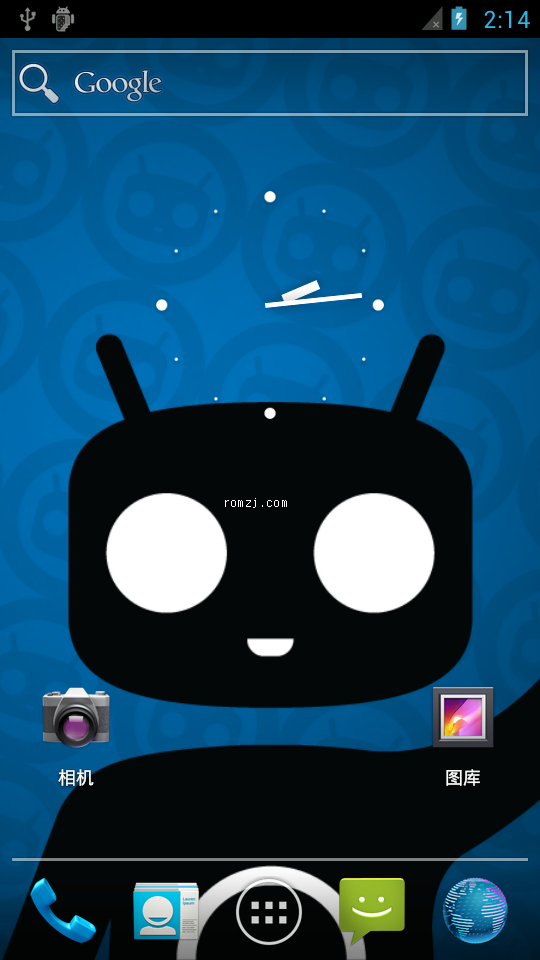 [9.0.0 RC2] Cyanogen团队针对索爱 MT15i定制ROM截图
